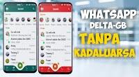 Download WhatsApp Delta Gb V.1.1.1 Extended Terbaru Tanpa Kadaluarsa - WhatsApp Mod Terbaru