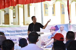 Gubernur Launching Kapal Cepat Badas-Moyo