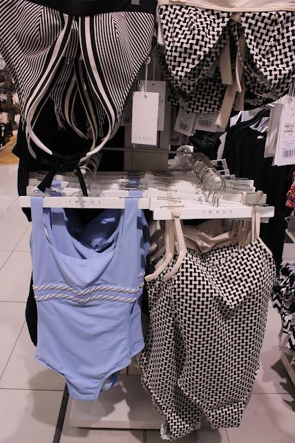 quel maillot de bain pour cet été, galeries lafayettes, les petites bulles de ma vie