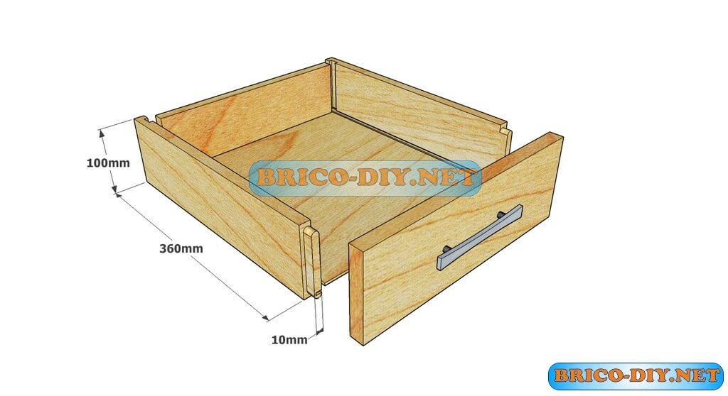 Plano como hacer mesa de centro madera web del bricolaje Planos para hacer muebles