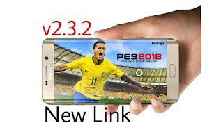Pro Evolution Soccer (PES) 2018 For Android Highly Compressed In Parts 350MB