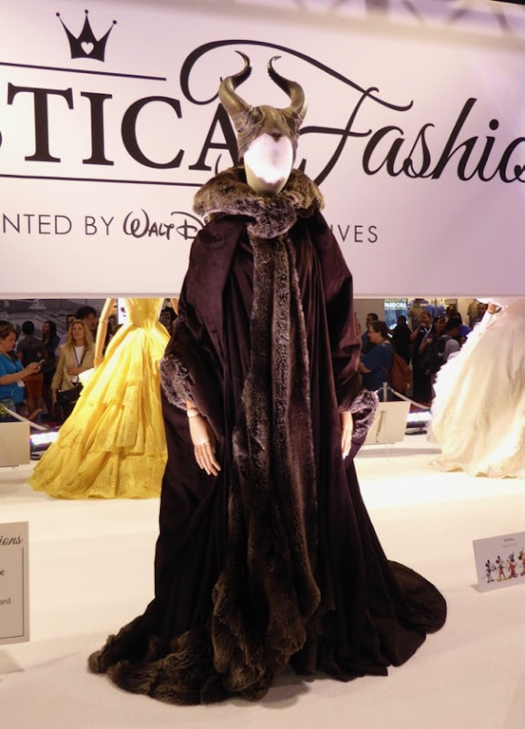 Angelina Jolie Maleficent movie costume