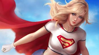 Supergirl, DC, 4K, #4.3146