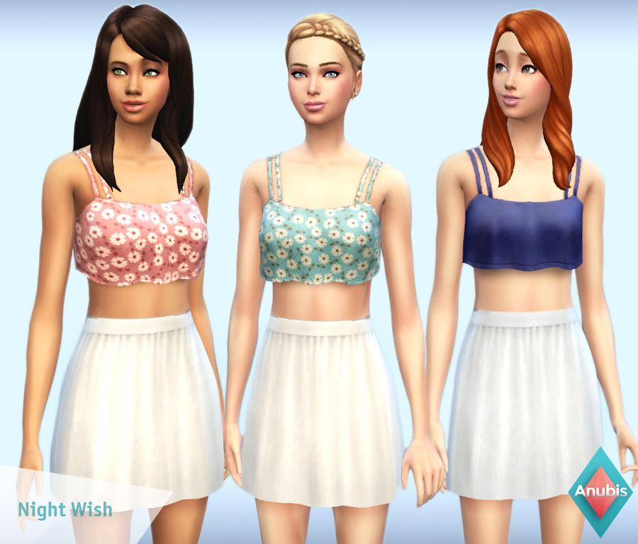 Anubis Sims Stuff