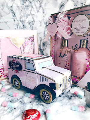 Someone special, van, packaging, gifting, cupid
