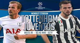 Liga champion, tottenham hotspur, juventus, liga inggris, liga itali