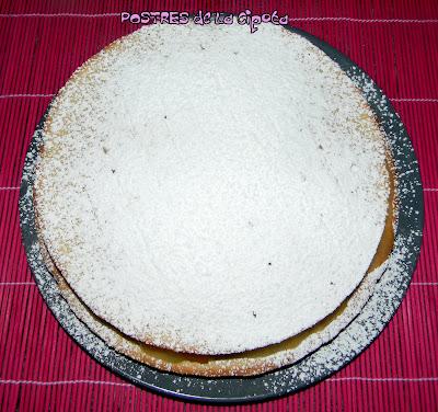 Torta Maria Luisa
