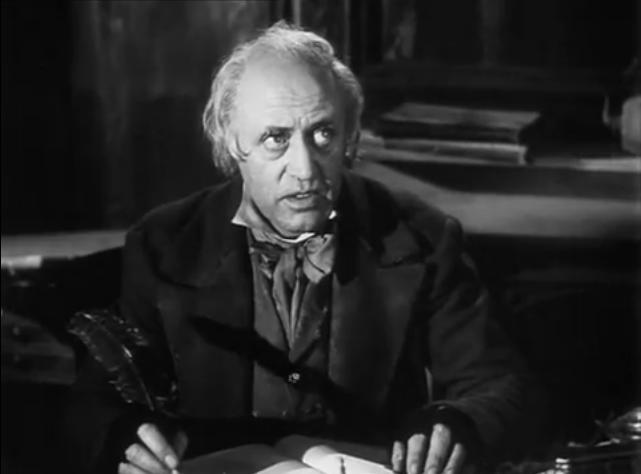 Alister Sims Christmas Carol.Best Actor Alternate Best Actor 1951 Alastair Sim In Scrooge