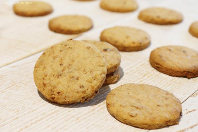 biscotti miele e albicocche