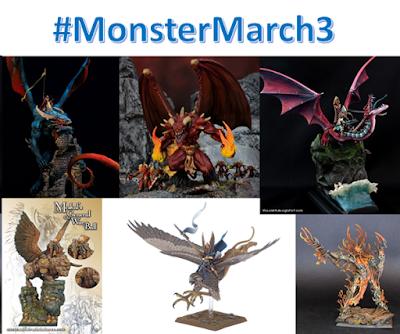 #MonsterMarch3