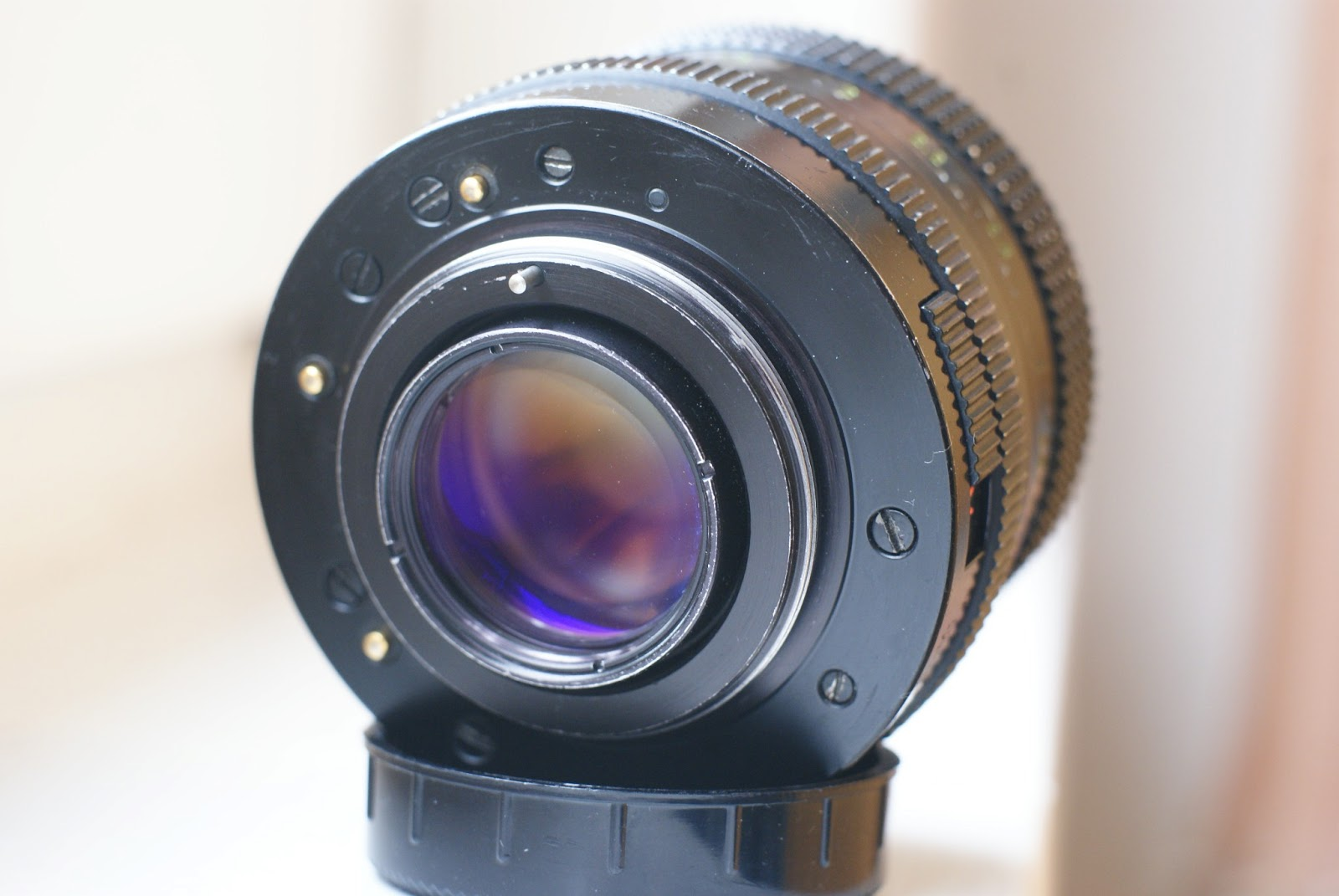 Carl Zeiss Jena PANCOLAR electric 1.8 / 50 MC