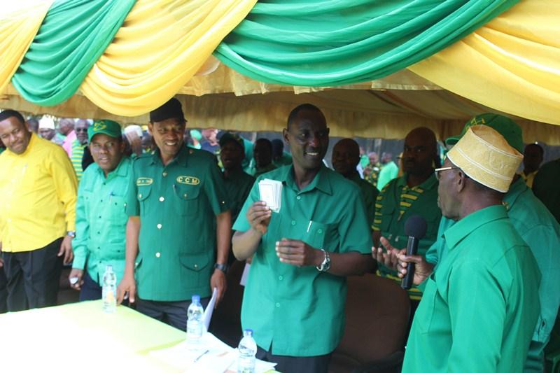 Katibu Mkuu CCM Dkt. Bashiru Ali Atoa Onyo Kwa Wanaosaka Urais Zanzibar