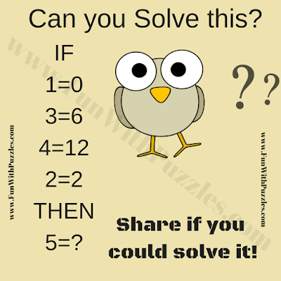 Logical Reasoning Mind Blowing Question