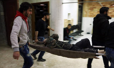 Arab League calls for 'de-escalation' in Syria
