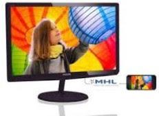 noleggio monitor philips giochi