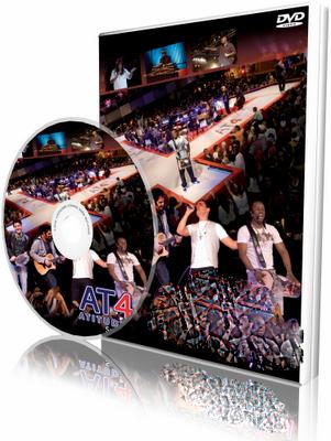 DVD Atitude 4 – Superfície Ao Vivo (2010)