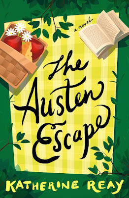 Heidi Reads... The Austen Escape by Katherine Reay