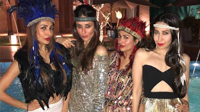 Kareena-Kapoor-Khan-at-Amrita-Arora-Ladaks-starry-40th-birthday-party-in-Goa