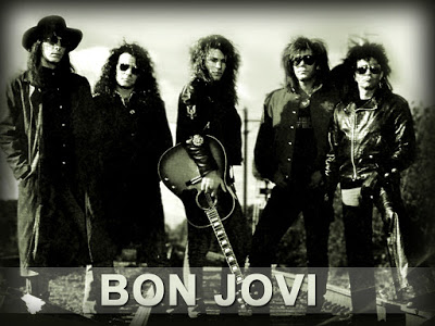 Lirik Lagu Something For The Pain ~ Bon Jovi