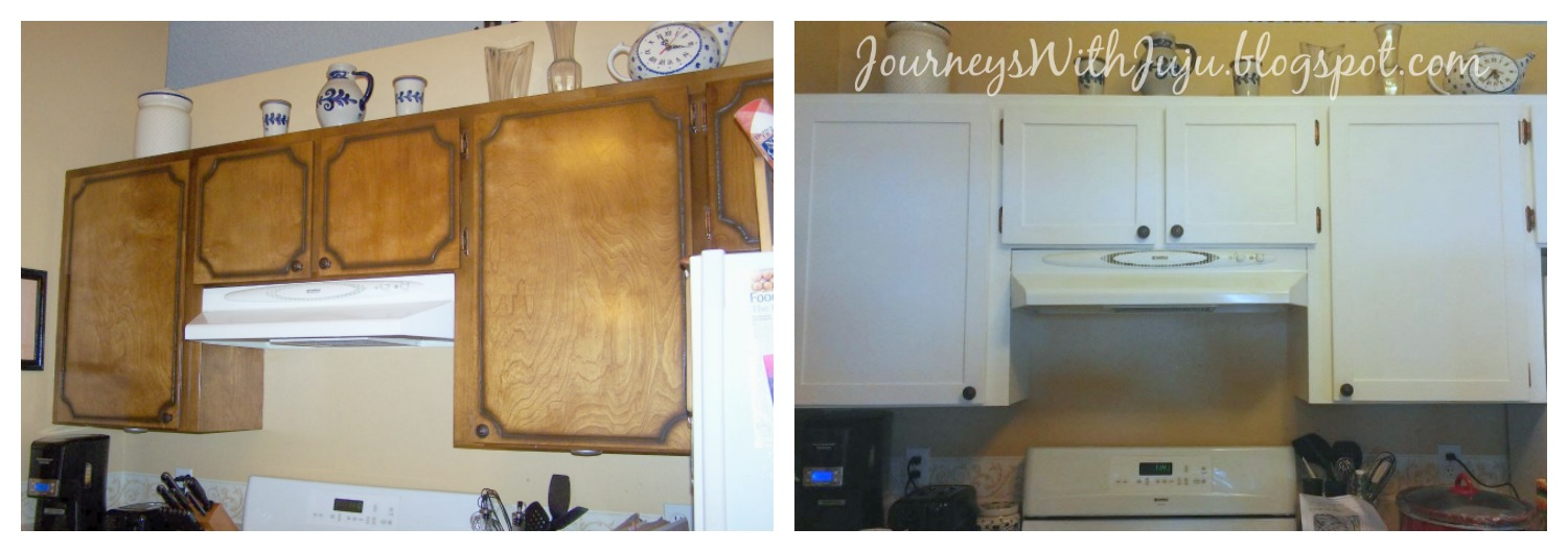 Kitchen Cupboard Makeover Journeys With Juju Kitchen Cabinet Makeover The Reveal
