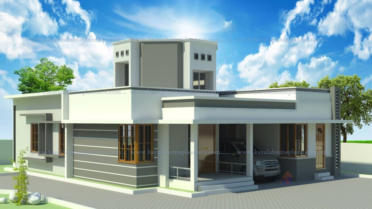 2400 square feet 4 bedroom modern contemporary home design for Modern house plans 2400 sq ft