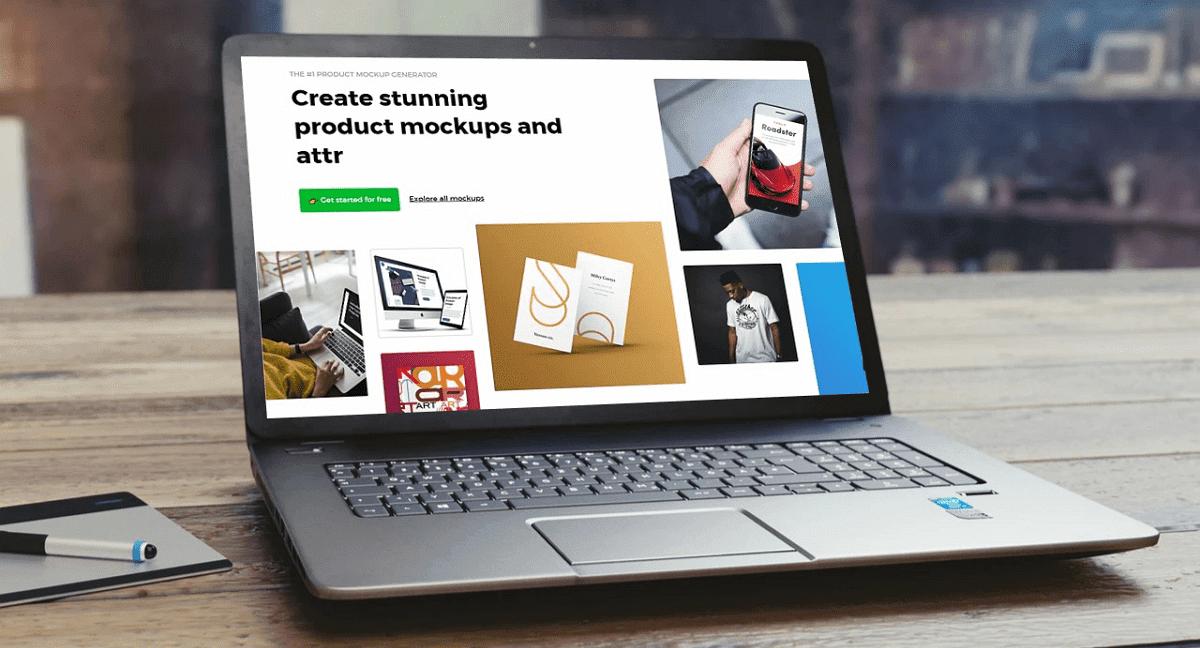 Smartmockups 免費產品情境圖產生器