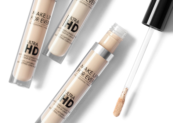 Anti-cernes capteur lumière Ultra HD Make Up For Ever