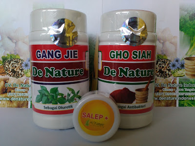 Gang Jie & Gho Siah dan Salep Plus