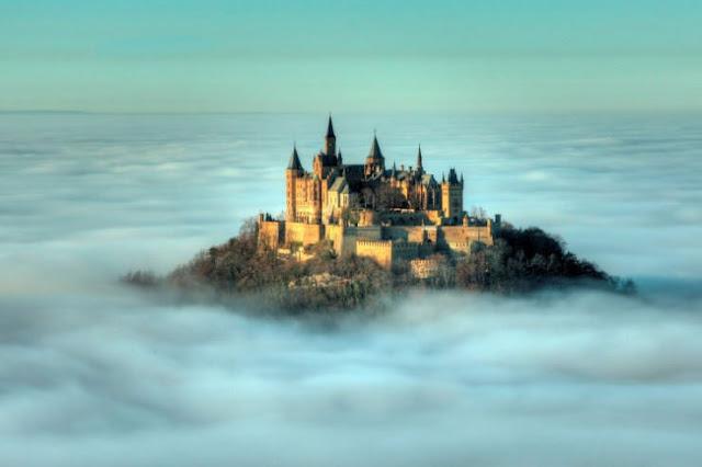 Hohenzollern Castle, Jerman
