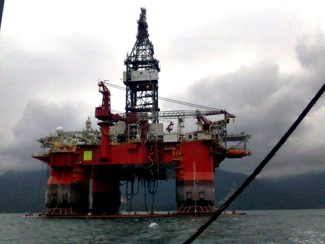 Resultado de imagem para operações offshore no Leste Fluminense