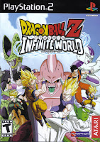 Dragon Ball Z: Infinite World [ Ps2 ] { Torrent }