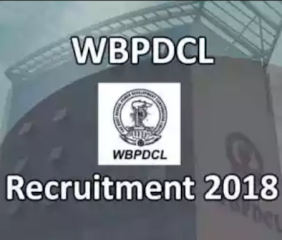 WBPDCL Recruitment 2018 - Apply For 313 Operator/ Technician