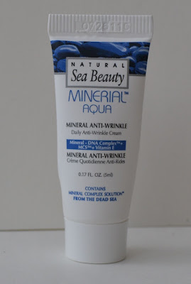Natural Sea Beauty Mineral Aqua Mineral Anti Wrinkle Cream