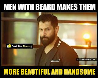 Expectation of Boys Beard