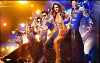 Shah Rukh Khan, Depika Padukone, Lagu Bollywood, Manca Negara, Mp3 Full Rar, Soundtrack Film, Lagu India Shah Rukh Khan Film Happy New Years