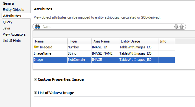 A For ADF: Oracle ADF Read Images From Database Dynamically