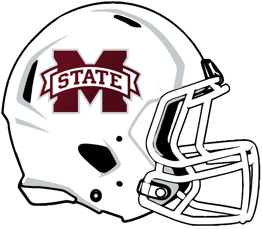 mississippi st football uniform tracker helmets of the adidas era F-22 Cancelled in 2015 the bulldogs wore white helmets for the first time since 2012 and the first time with a version of the m state logo since the end of the croom era