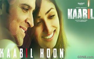 Kaabil Hoon - Hrithik Roshan, Yami Gautam