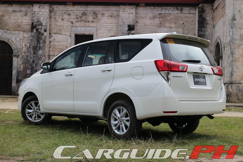 First Drive: 2016 Toyota Innova 2.8 G | CarGuide.PH - Philippine Car ...