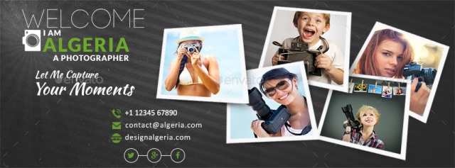 Photographers Facebook Timeline Cover