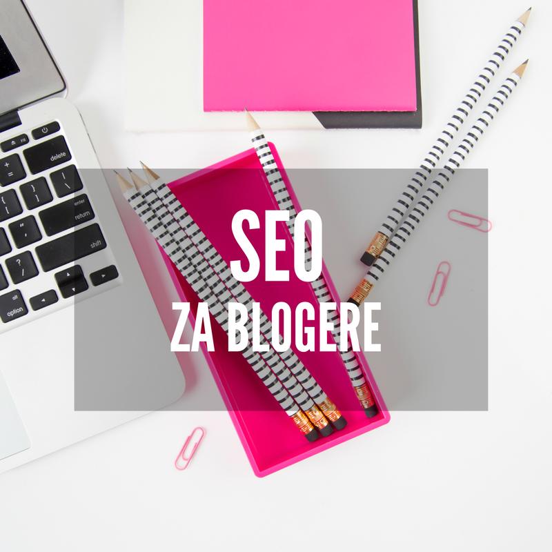 SEO za blogere