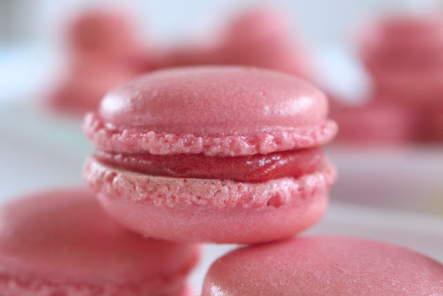 Macarons - das Grundrezept und viele Tipps und Tricks