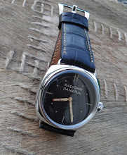 Dave's stunning PAM00425 on Black Alligator belly