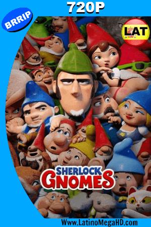 Sherlock Gnomes (2018) Latino HD 720p ()