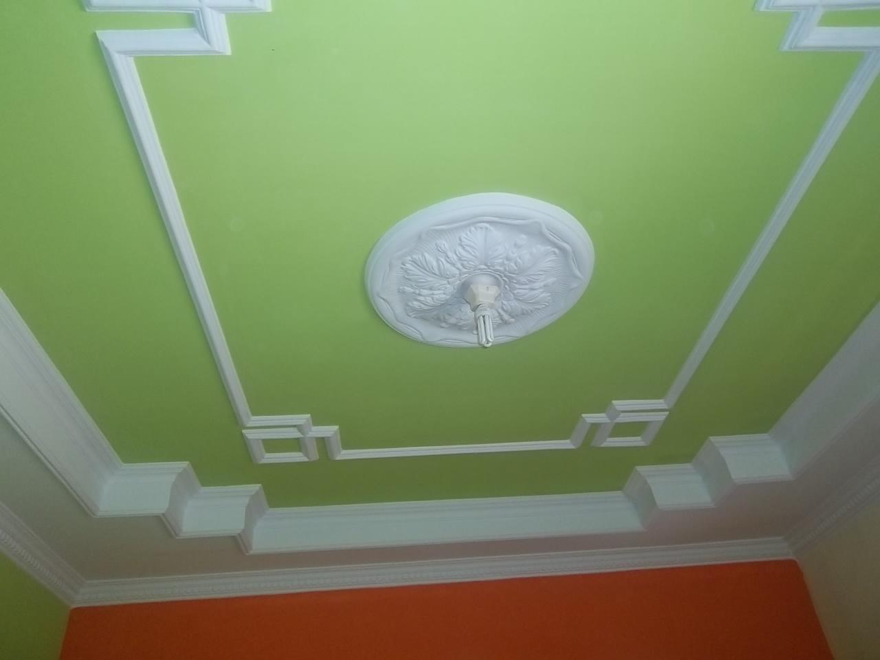 Model Plafon Rumah dari Gypsum Rumah Minimalis