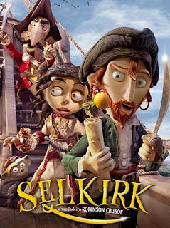 Selkirk: O Verdadeiro Robinson Crusoe - DVDRip Dublado