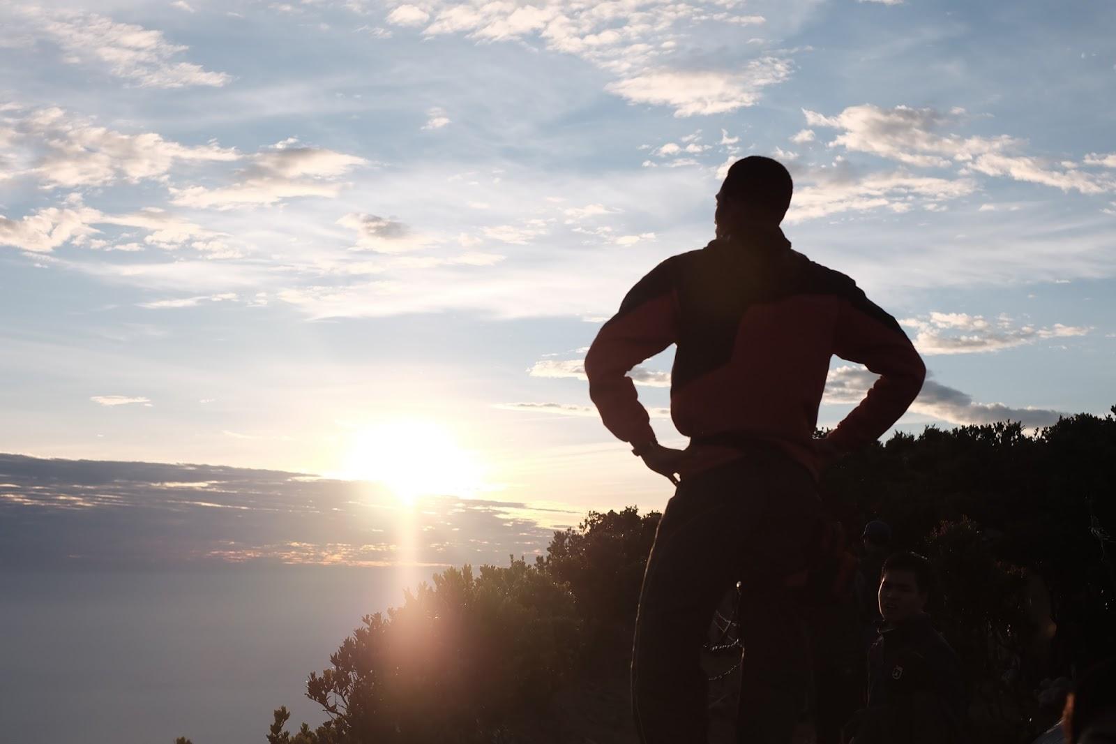 sunrise summit gede