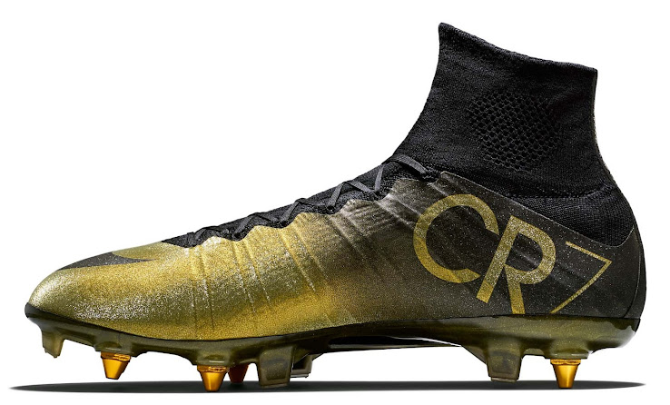 Nike Mercurial Superfly CR7 Rare Gold Boots - Sold Out - Footy Headlines a150e174cacbc