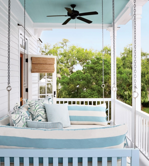 Porch Hanging Bed