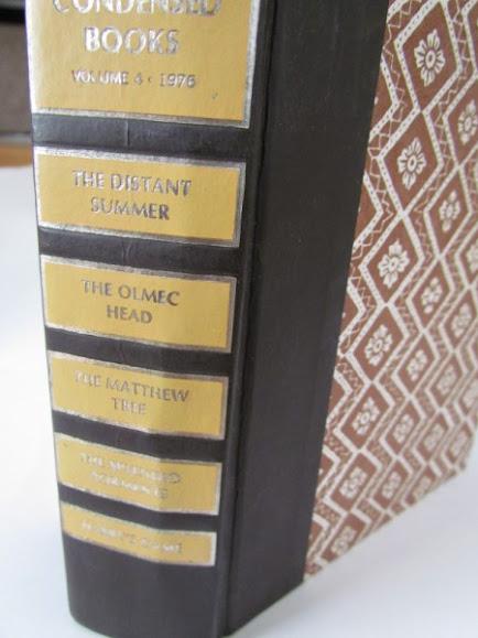 vintage Reader's Digest books